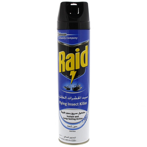 Raid Flying Insect Killer 400Ml