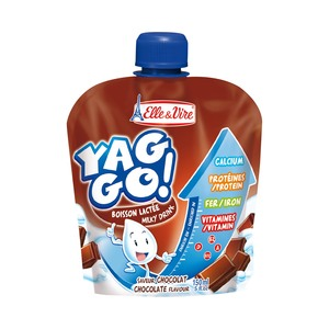 Elle & Vire Yaggo Milk Drink Chocolate 150ml