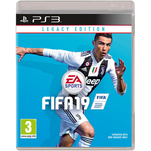 PS3 FIFA 19: Legacy Edition