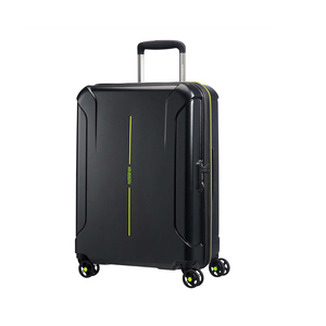 American Tourister Technum Spinner 4Wheel Hard Trolley 67cm Black