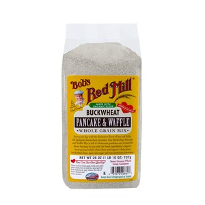 Bob's Red Mill Buckwheat Pancake & Waffle Whole Grain Mix 737g