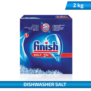 Finish Salt For Dishwashers 2kg