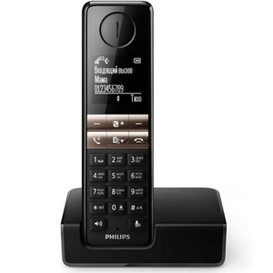 Philips Cordless Phone D4601-B
