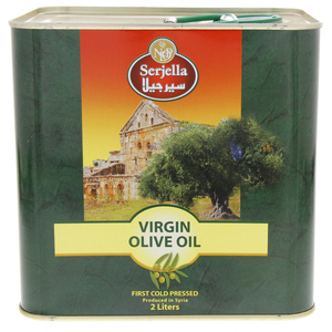 Serjella Virgin Olive Oil 2Litre
