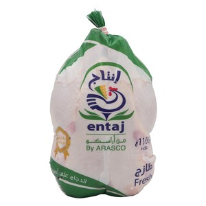 Entaj Fresh Chicken 1.1kg