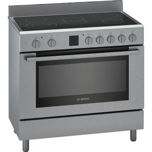 Bosch Ceramic Cooking Range HKK99V850M 5Burner