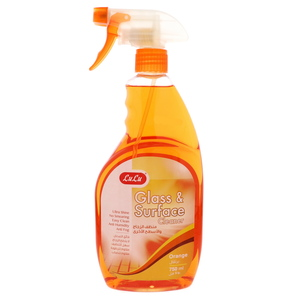 Lulu Glass & Surface Cleaner Orange 750ml
