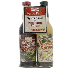 Mama Sita's Oyster Sauce 420ml With Anghang Sarap + 350ml