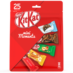 Kitkat Mini Moments Chocolates 427.5g
