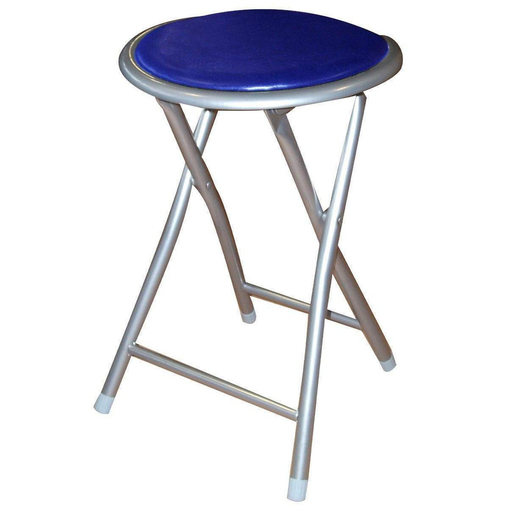 Prime Buy Homestyle Folding Stool Assorted Colour Per Pc Online Caraccident5 Cool Chair Designs And Ideas Caraccident5Info