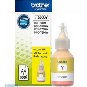 Brother Ink Cartridge BT5000 Yellow