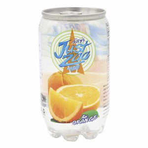 Just Zaa Soda Water Orange Flavour 330ml