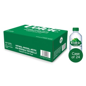 Volvic Natural Mineral Water 330ml