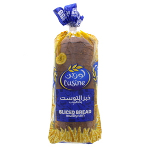 Lusine Multigrain Sliced Bread 600g