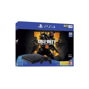 Sony PlayStation 4 Slim 1Tb + Call Of Duty 4 Bundle