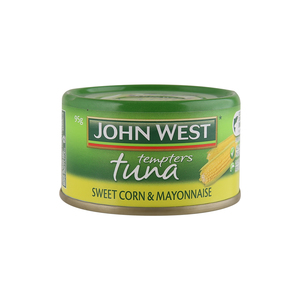 John West Tempters Tuna Sweet Corn & Mayonnaise 95g