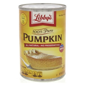 Libby's Pumpkin Pie Mix 425g