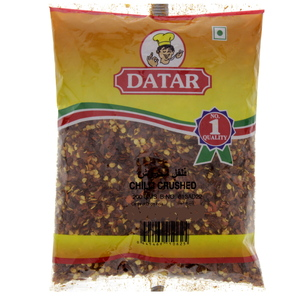 Datar Chilli Crushed 200g