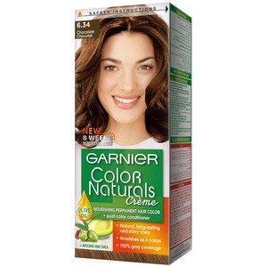 Garnier Color Naturals 6.34 Chocolate Hair Color 1 Packet