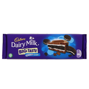 Cadbury Dairy Milk Big Taste Oreo Crunch 300g
