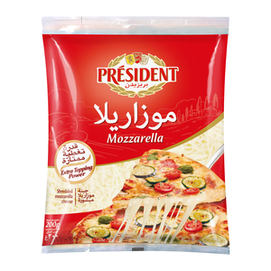 President Mozzarella Cheese 200g