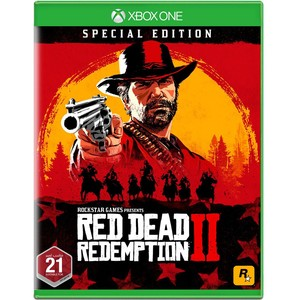 Xbox One Red Dead: Redemption II - Special Edition