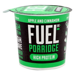 Fuel 10k Porridge Oats Apple & Cinnamon 70g