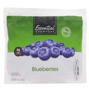 Essential Everyday Blueberries 340g