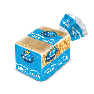 Lusine Sliced Milk Bread 275g