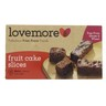 Lovemore Fruit Cake Slices 200g