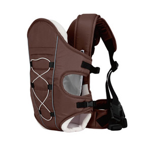 First Step Baby Carrier 809 Brown