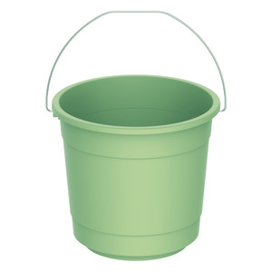 Cosmoplast Bucket EX-30 5Litre Assorted Color 1pc