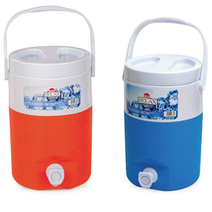 Relax Cooler 1Gallon Assorted per pc
