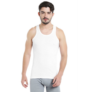 BYC Men's Vest Sleeveless 111MV-1110 Medium