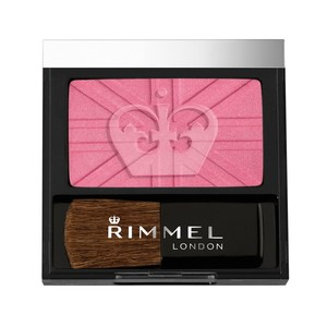 Rimmel London Lasting Finish Soft Colour Blush With Brush Shade 150 Live Pink 1pc