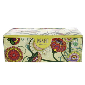 Paseo Splendour Facial Tissues 2 Ply 200'S