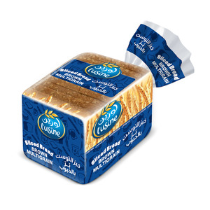 Lusine Multi Grain Sliced Brown Bread 275g