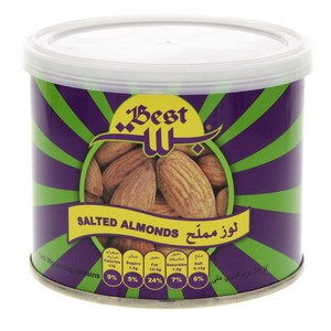 Best Salted Almonds 110g