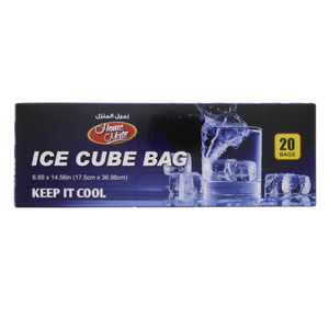 Home Mate Ice Cube Bag 20pcs