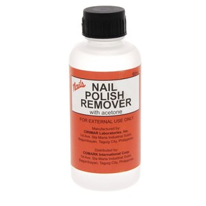 Nails Nail Polish Remover With Acetone 60ml