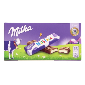 Milka Milkinis Chocolate 87.5g
