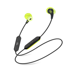 JBL Wireless In-Ear Sport Headphone Endurance RUNBT Black/Lime
