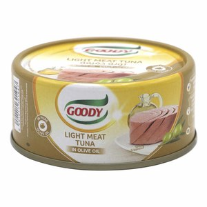 Goody Light Meat Tuna In Olive Oil 160g