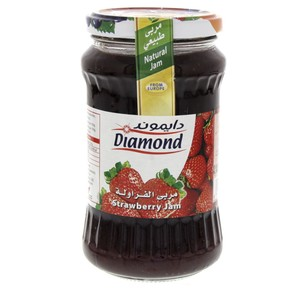 Diamond Strawberry Jam 454g