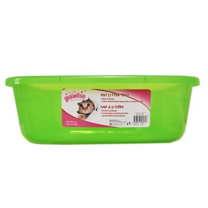 Pawise Cat Litter Tray 49 x 38cm 1pc