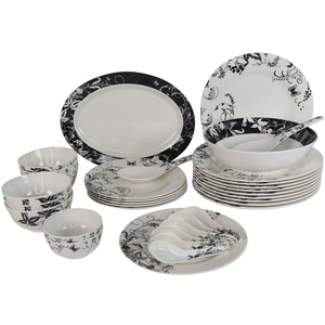 Melamine Dinner Set Cassanova 34pcs