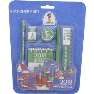 Fifa Stationery 6s Set Saudi Arabia 83-694