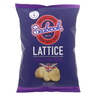 Seabrook Lattice Potato Crisps  Chilli And Sour Cream 120g