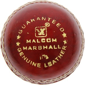 Vixen Cricket Hard Ball Red