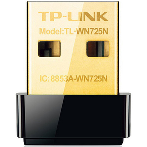 TP-Link Wireless N Nano USB Adapter TL-WN725N